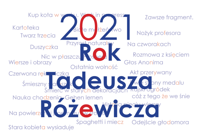 Zimoch rok R贸偶ewicza 2021